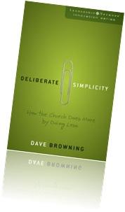 deliberate simplicity cover